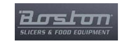 logo dell'azienda Boston slicers & food Equipment